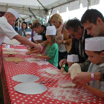Artisan-Pizza-Making