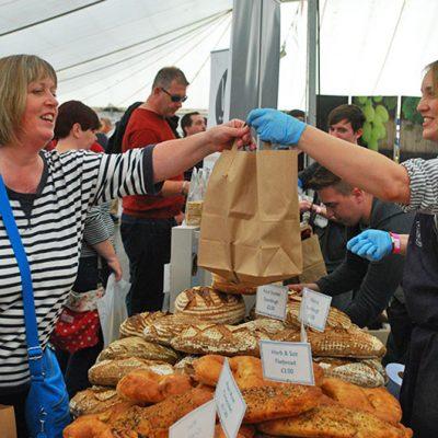 Bread-Vendor