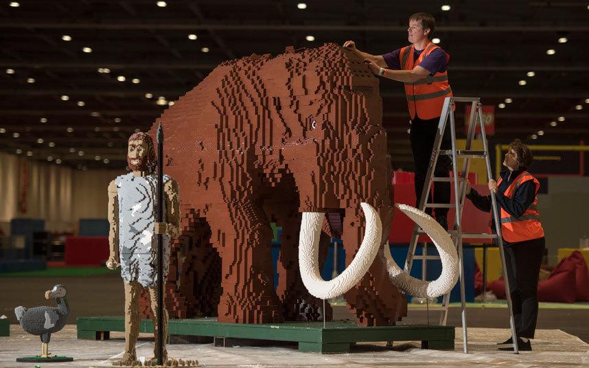 Ice Age Lego