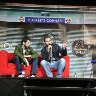 buskers corner