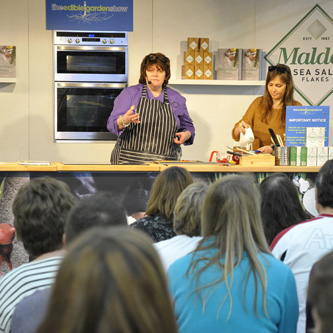 cookery theatre presentation