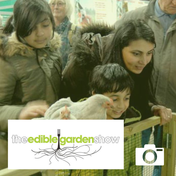 the edible garden show gallery