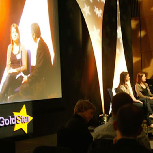 Gold Star Event Seated