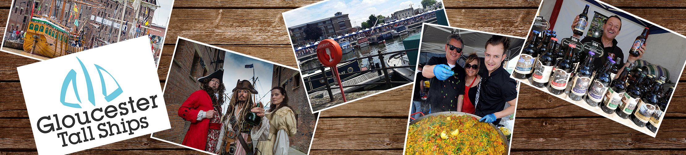 Banner for Tall Ships page