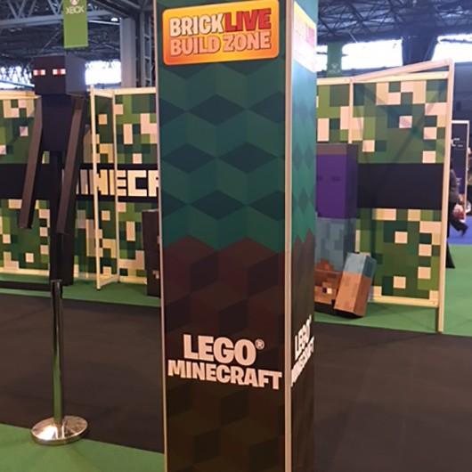 Minecraft signage